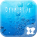 Sea wallpaper-Deep Blue-