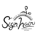 ヘアサロン Sign Hair(サインヘアー)公式アプリ