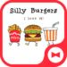 Silly Burgers  Funny Theme