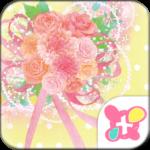 Simple Wallpaper Flower Wreath