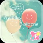 Sky Theme Drifting Balloons