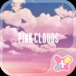 Sky Wallpaper-Pink Clouds-