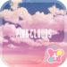 Sky Wallpaper-Pink Clouds-