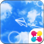 Sky wallpaper Paper Airplanes