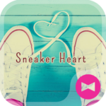 Sneaker Heart Wallpaper