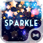 Sparkle Star Wallpaper