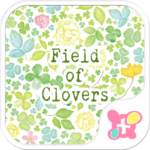 Spring Theme-Field of Clovers