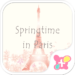 Springtime in Paris Wallpaper