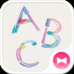 Stamp Pack: Crayon ABCs