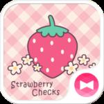 Strawberry Checks +HOME Theme