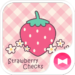 Strawberry Checks +HOME Theme