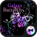Stylish Theme Galaxy Butterfly