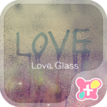 Stylish Theme-Love Glass-