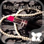 Stylish Theme-Rouge and Lace-