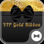 Stylish Theme-VIP Gold Ribbon-