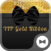 Stylish Theme-VIP Gold Ribbon-