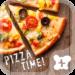 Stylish wallpaper-Pizza Time!-