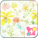 Summer Theme-Blooming Flowers-