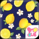 Summer Theme-Citrus Navy-