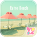 Summer Wallpaper-Retro Beach-