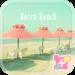 Summer Wallpaper-Retro Beach-