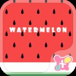 Summer wallpaper-Watermelon-