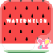 Summer wallpaper-Watermelon-