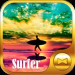 Surfing Theme Surfer