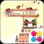 Sweet Music Box Wallpaper