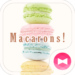 Sweet Wallpaper-Macarons!-
