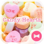 Sweets Wallpaper Candy Hearts