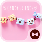 Sweets WallpaperCandy Friends