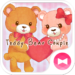 Teddy Bear Couple Love Theme