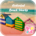 Theme-Colorful Beach Shacks-