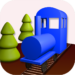Toy Train 3D