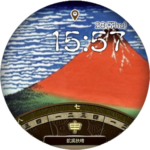 Ukiyo-e Watch – 36 Mt. Fuji –