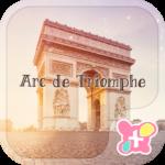 Wallpaper-Arc de Triomphe-