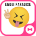 Wallpaper Emoji Paradise Theme