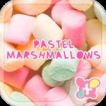 Wallpaper-Pastel Marshmallows-
