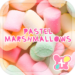 Wallpaper-Pastel Marshmallows-