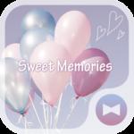 Wallpaper Sweet Memories Theme