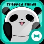 Wallpaper Trapped Panda Theme