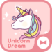 Wallpaper Unicorn Dream Theme