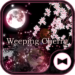 Wallpaper Weeping Cherry Theme