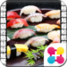 Yummy SUSHI Wallpaper Theme