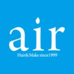 美容室 ヘアサロン air (エアー) の公式アプリ