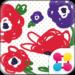 花壁紙 anemone dot