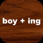 周南市の美容室 boy + ing(ボーイ)