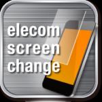 elecom screen change