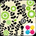 花壁紙 flower & ivy